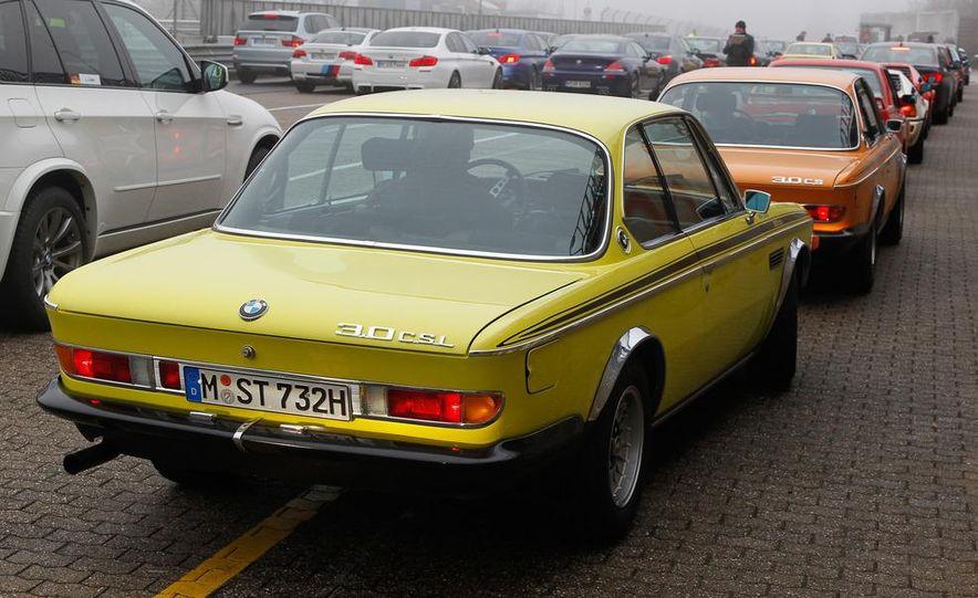 BMW M at 40: Driving History at the Nürburgring - Slide 117
