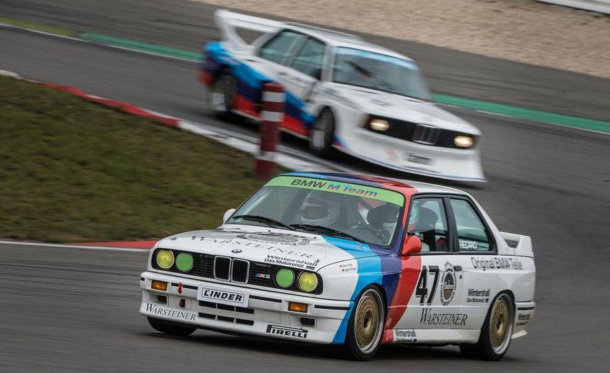 BMW M at 40: Driving History at the Nürburgring - Slide 142