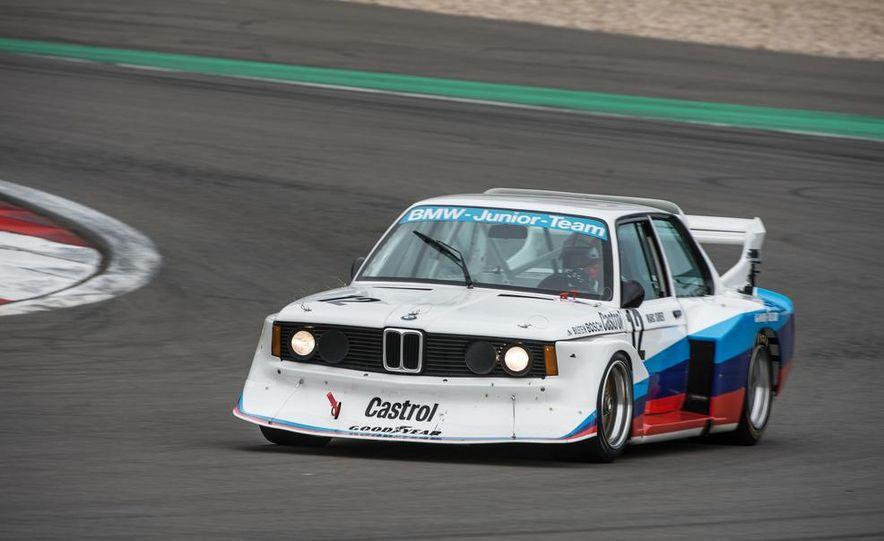 BMW M at 40: Driving History at the Nürburgring - Slide 147