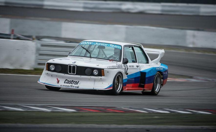 BMW M at 40: Driving History at the Nürburgring - Slide 148