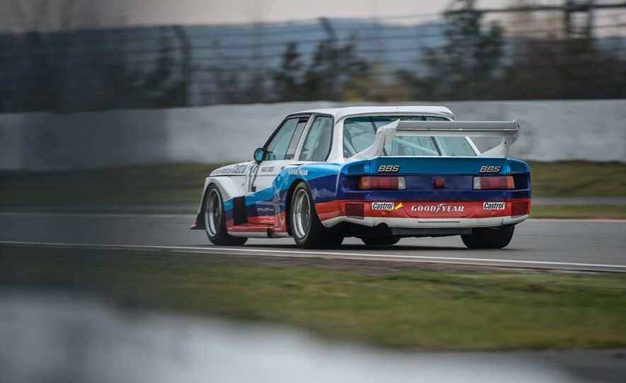 BMW M at 40: Driving History at the Nürburgring - Slide 149
