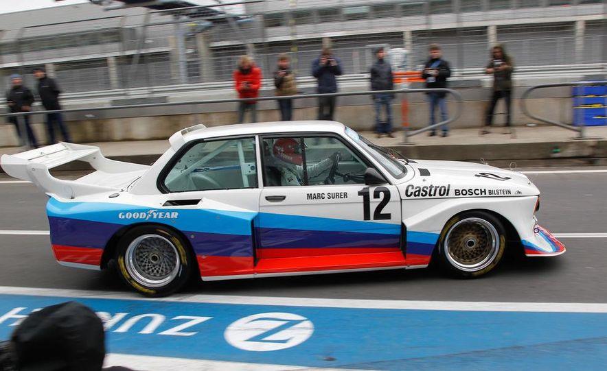 BMW M at 40: Driving History at the Nürburgring - Slide 151