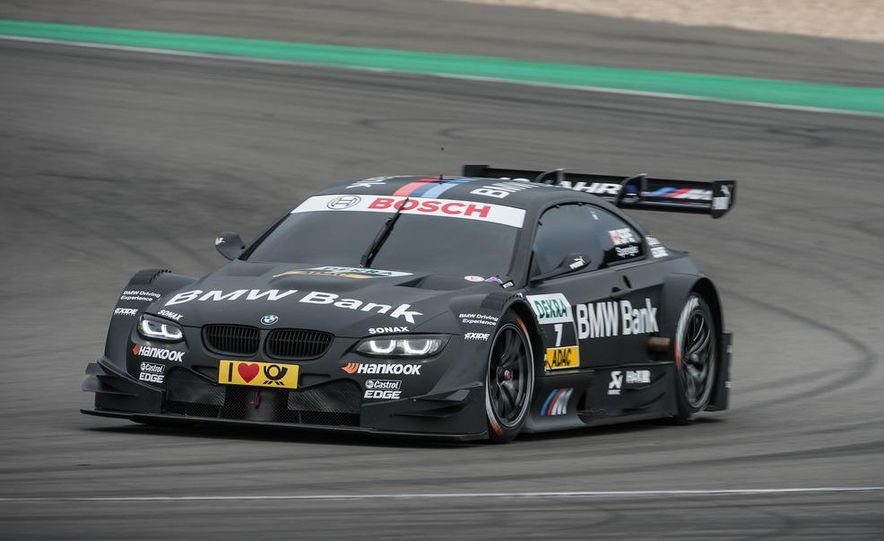 BMW M at 40: Driving History at the Nürburgring - Slide 118