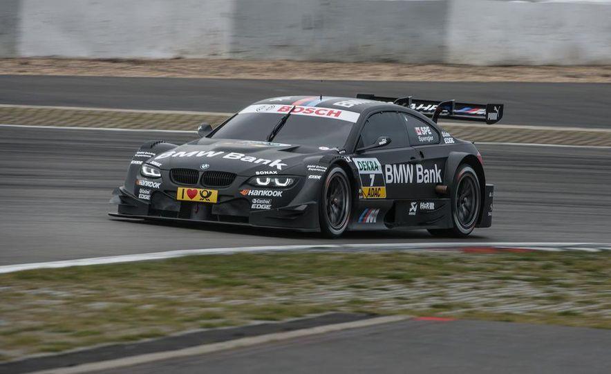 BMW M at 40: Driving History at the Nürburgring - Slide 119