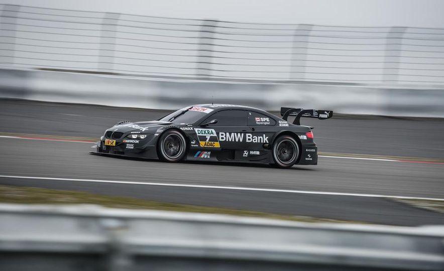 BMW M at 40: Driving History at the Nürburgring - Slide 120
