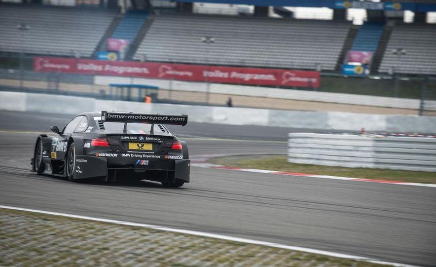 BMW M at 40: Driving History at the Nürburgring - Slide 121