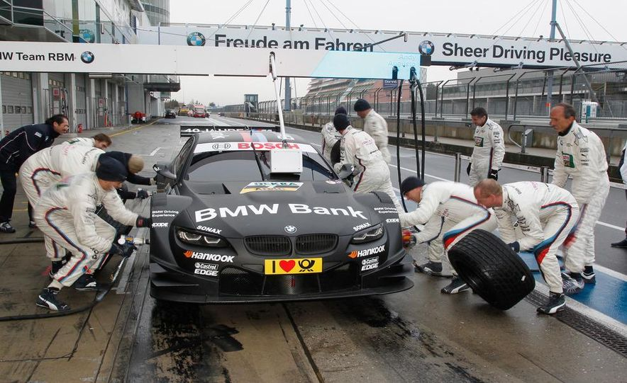 BMW M at 40: Driving History at the Nürburgring - Slide 122
