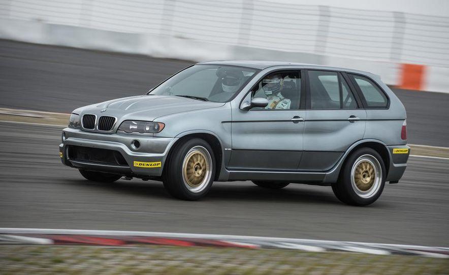 BMW M at 40: Driving History at the Nürburgring - Slide 164
