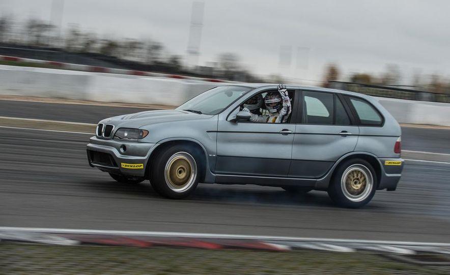 BMW M at 40: Driving History at the Nürburgring - Slide 165
