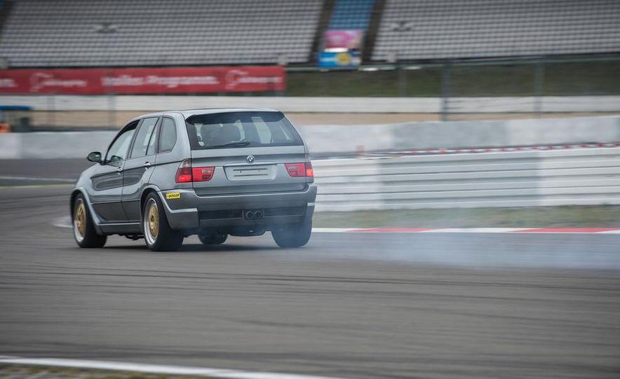 BMW M at 40: Driving History at the Nürburgring - Slide 166