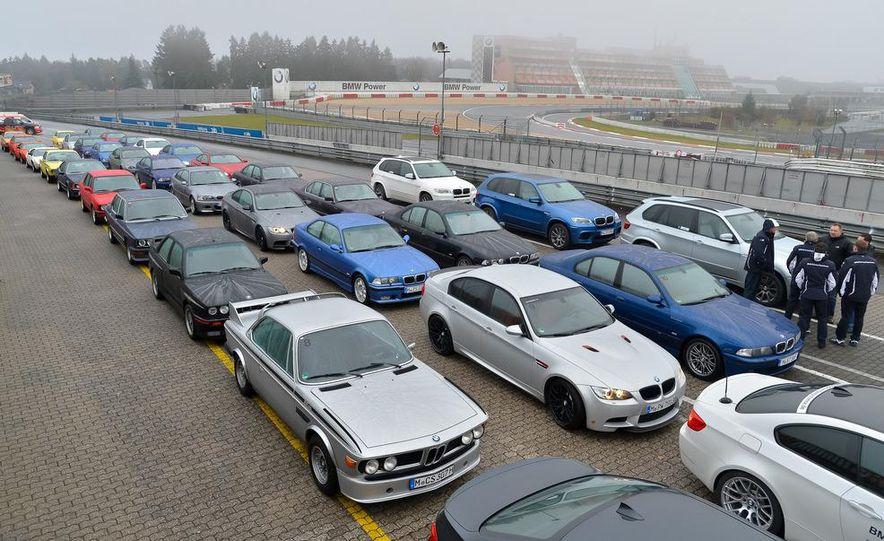 BMW M at 40: Driving History at the Nürburgring - Slide 4