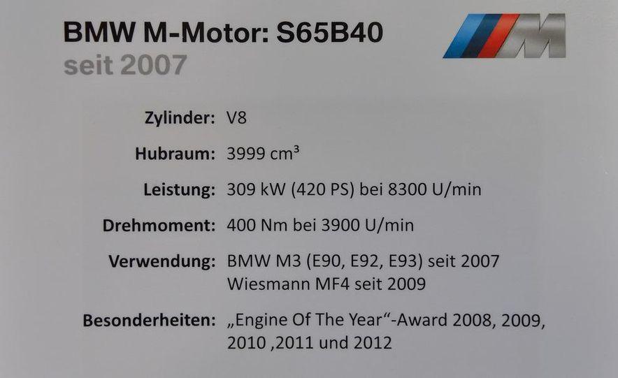 BMW M at 40: Driving History at the Nürburgring - Slide 173