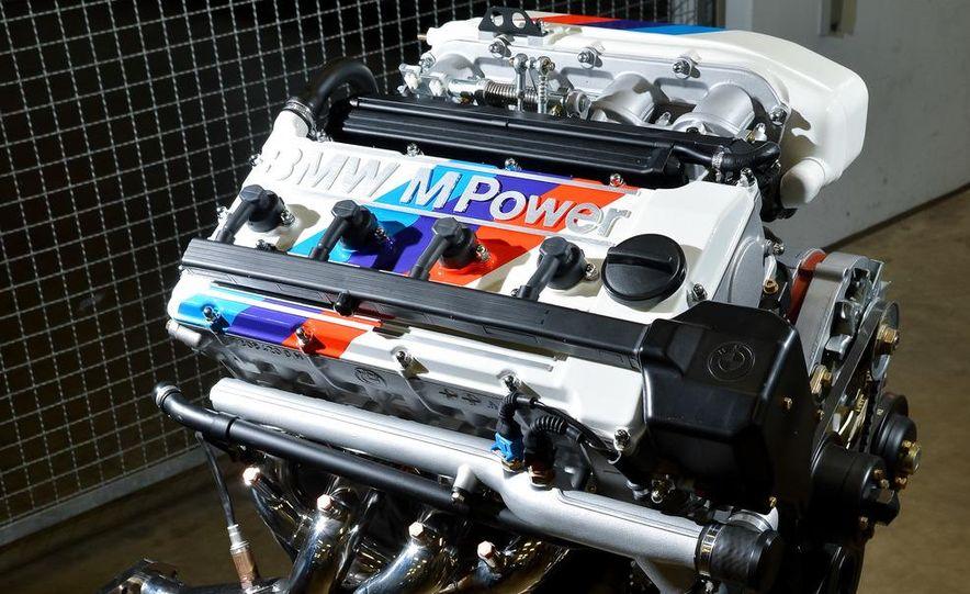 BMW M at 40: Driving History at the Nürburgring - Slide 179