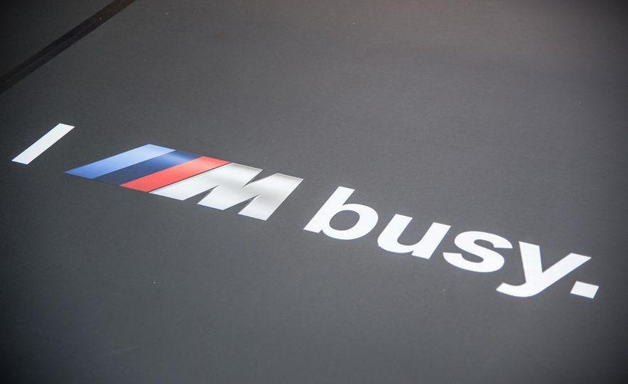 BMW M at 40: Driving History at the Nürburgring - Slide 188