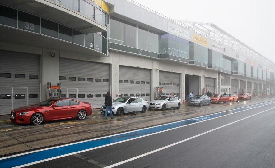BMW M at 40: Driving History at the Nürburgring - Slide 6