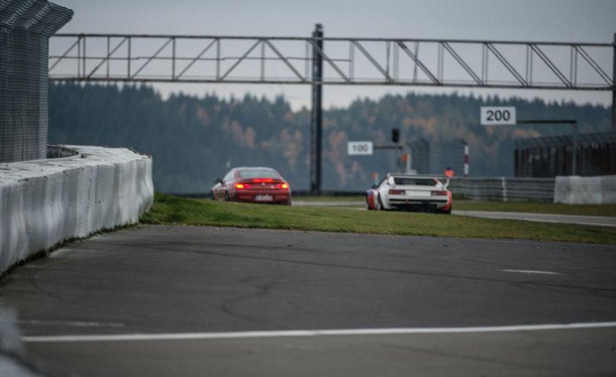 BMW M at 40: Driving History at the Nürburgring - Slide 104