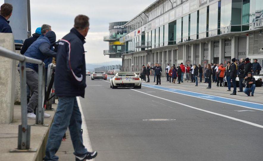 BMW M at 40: Driving History at the Nürburgring - Slide 7