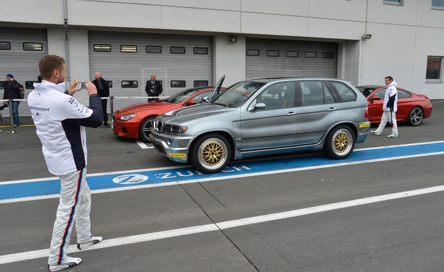 BMW M at 40: Driving History at the Nürburgring - Slide 8