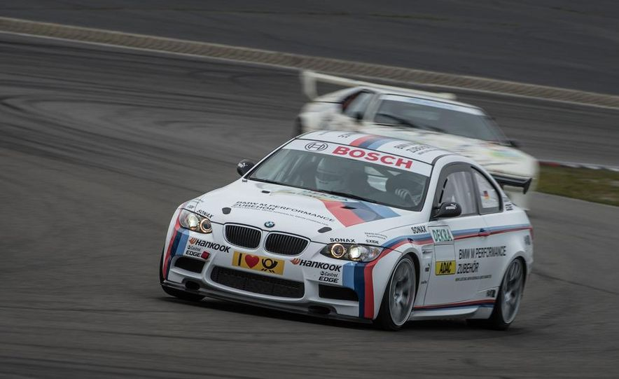 BMW M at 40: Driving History at the Nürburgring - Slide 126