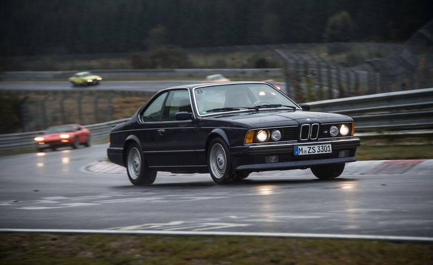BMW M at 40: Driving History at the Nürburgring - Slide 41