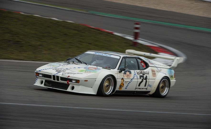 BMW M at 40: Driving History at the Nürburgring - Slide 127