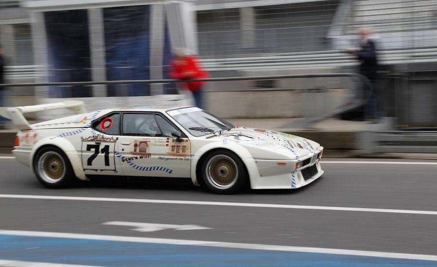 BMW M at 40: Driving History at the Nürburgring - Slide 128