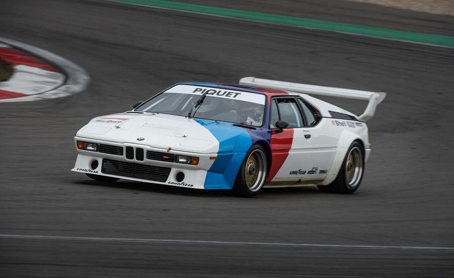 BMW M at 40: Driving History at the Nürburgring - Slide 129