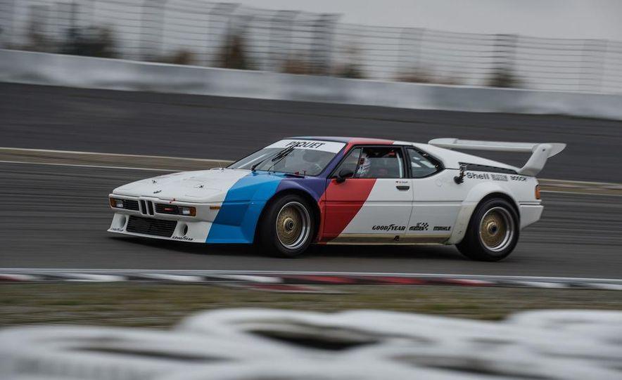 BMW M at 40: Driving History at the Nürburgring - Slide 130