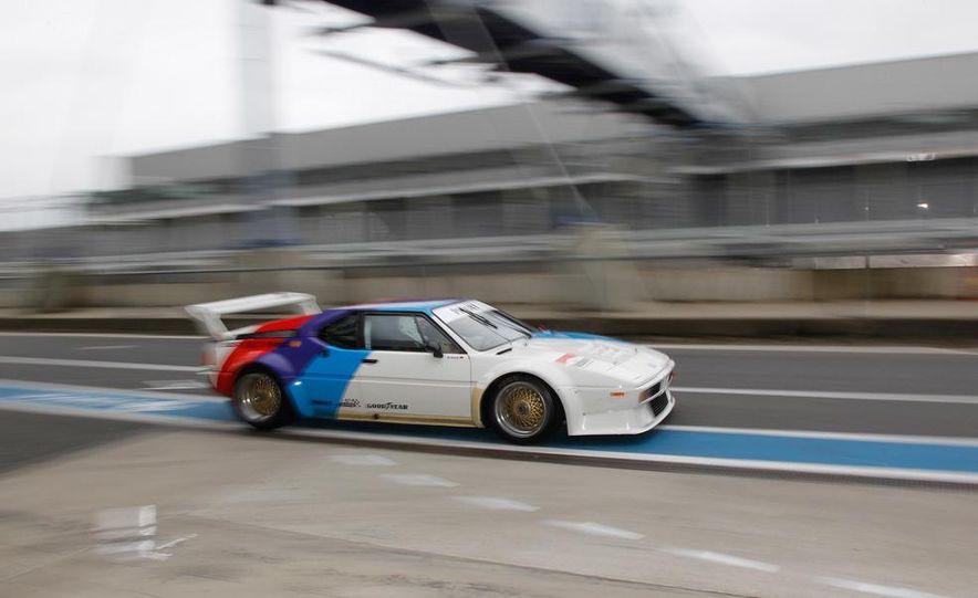 BMW M at 40: Driving History at the Nürburgring - Slide 131