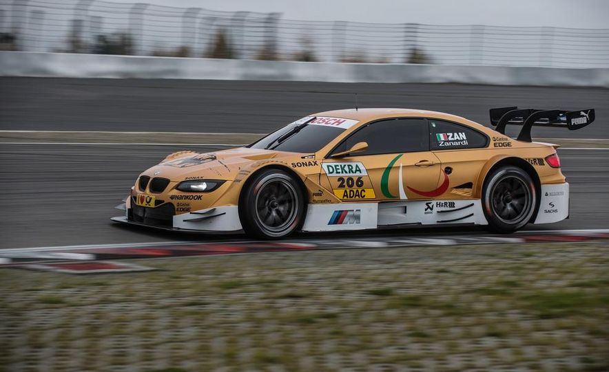 BMW M at 40: Driving History at the Nürburgring - Slide 132