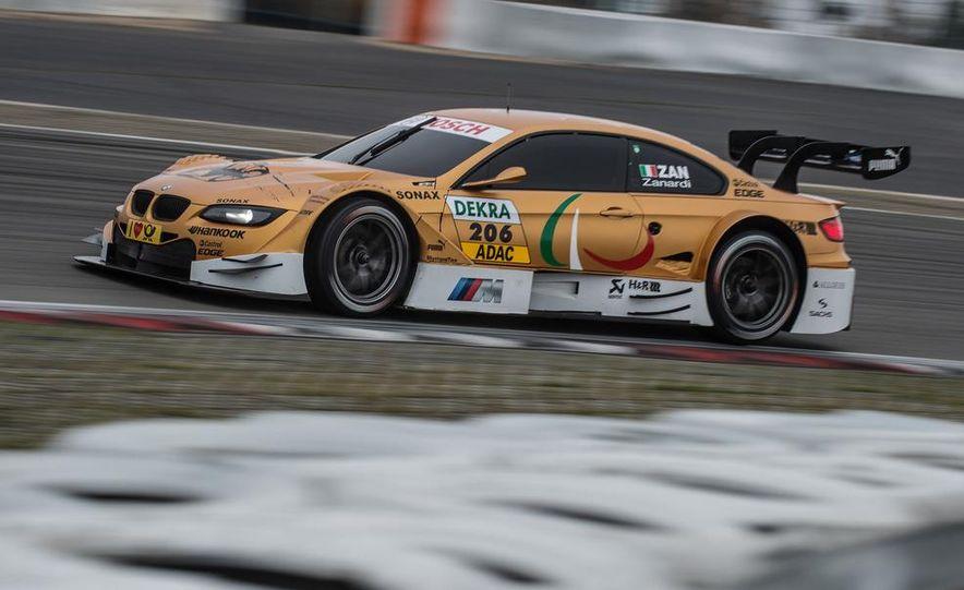 BMW M at 40: Driving History at the Nürburgring - Slide 133