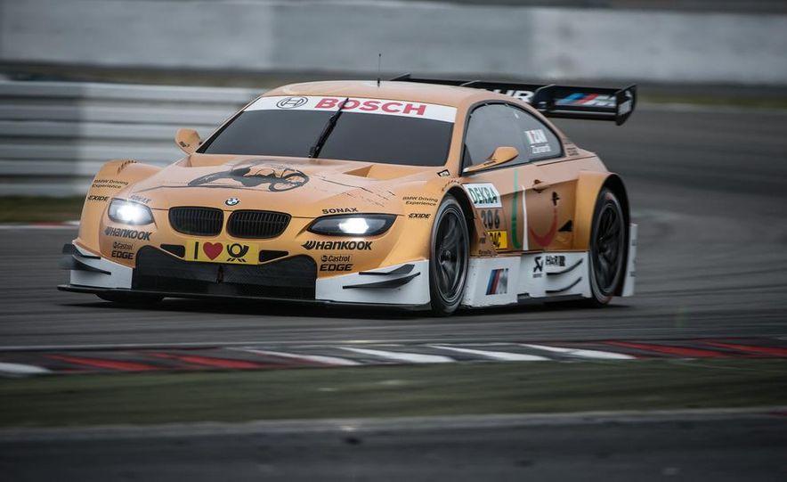 BMW M at 40: Driving History at the Nürburgring - Slide 135