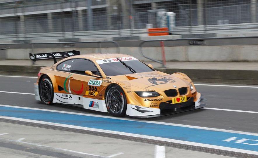 BMW M at 40: Driving History at the Nürburgring - Slide 137