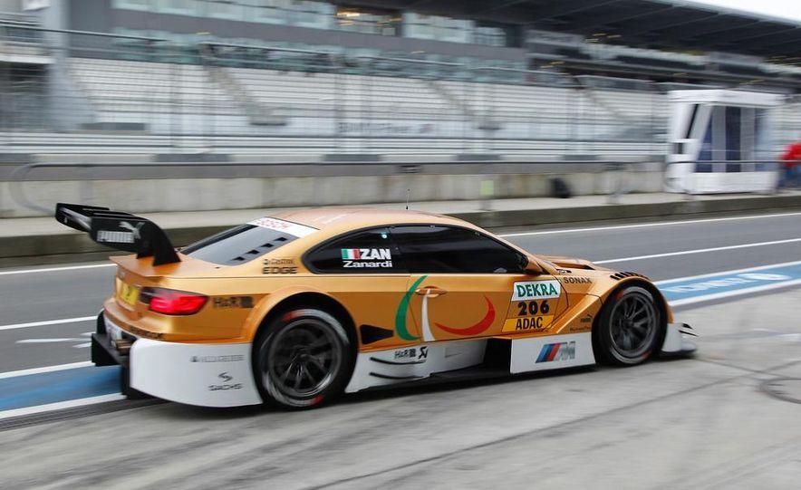 BMW M at 40: Driving History at the Nürburgring - Slide 138