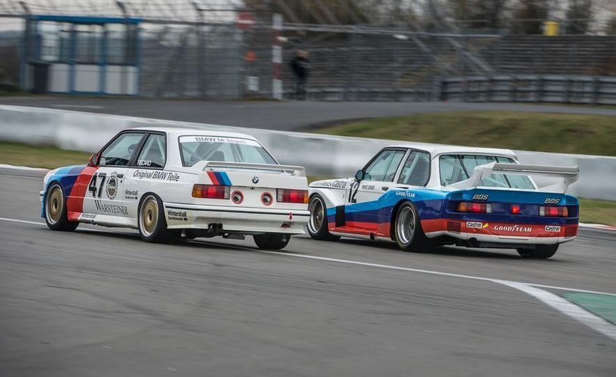 BMW M at 40: Driving History at the Nürburgring - Slide 143