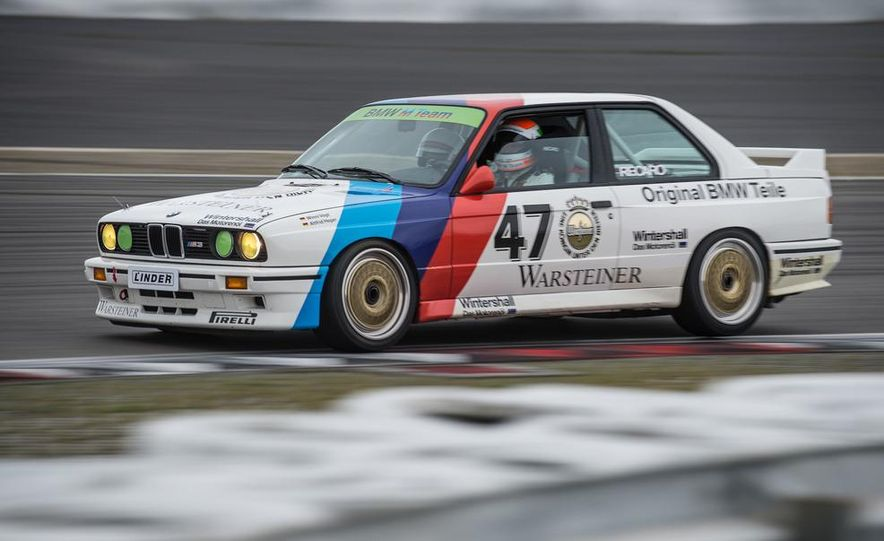 BMW M at 40: Driving History at the Nürburgring - Slide 146