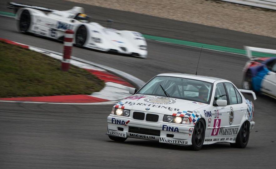 BMW M at 40: Driving History at the Nürburgring - Slide 139
