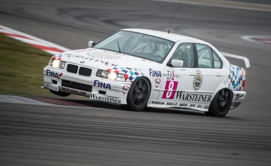BMW M at 40: Driving History at the Nürburgring - Slide 140