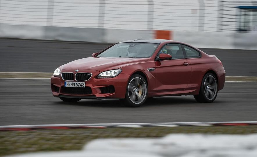 BMW M at 40: Driving History at the Nürburgring - Slide 101