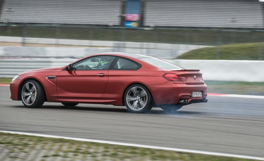 BMW M at 40: Driving History at the Nürburgring - Slide 102