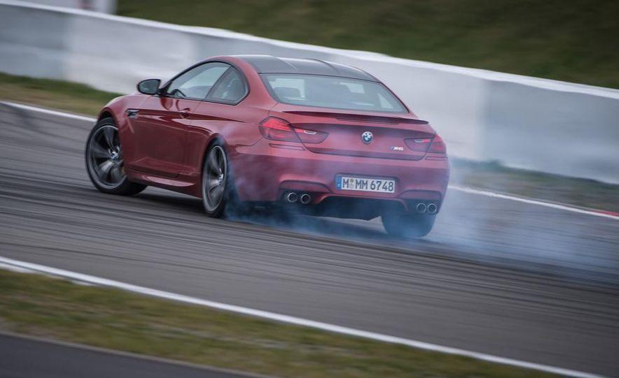 BMW M at 40: Driving History at the Nürburgring - Slide 103