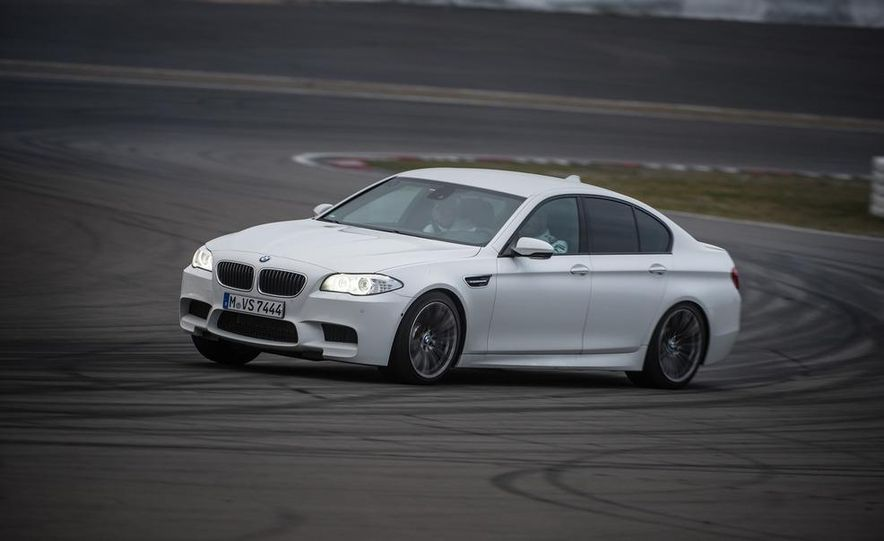 BMW M at 40: Driving History at the Nürburgring - Slide 106