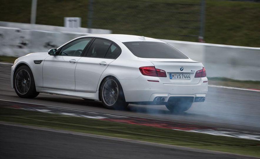 BMW M at 40: Driving History at the Nürburgring - Slide 107