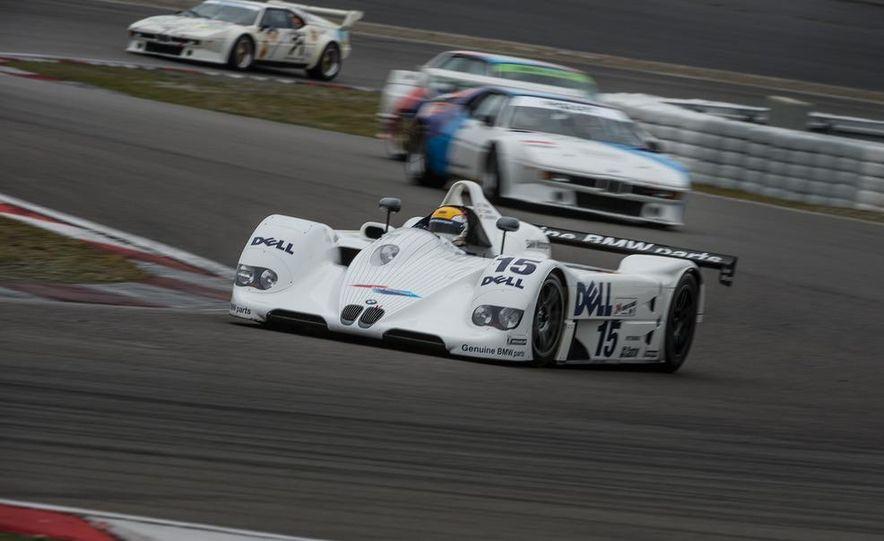 BMW M at 40: Driving History at the Nürburgring - Slide 155