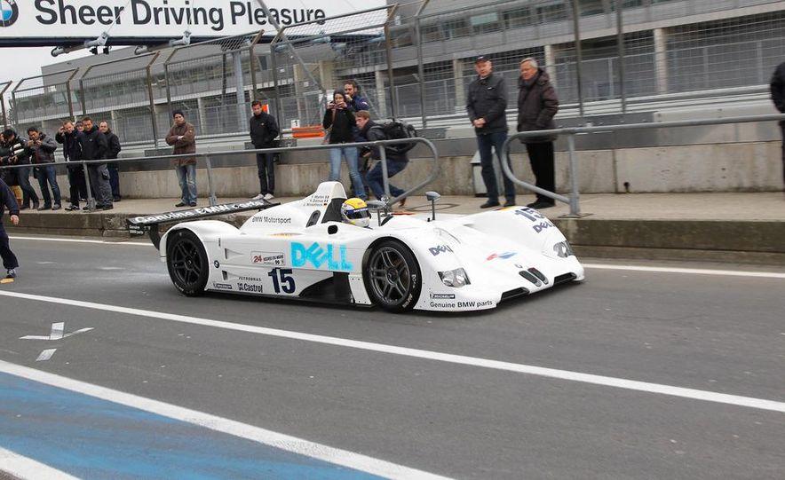 BMW M at 40: Driving History at the Nürburgring - Slide 156