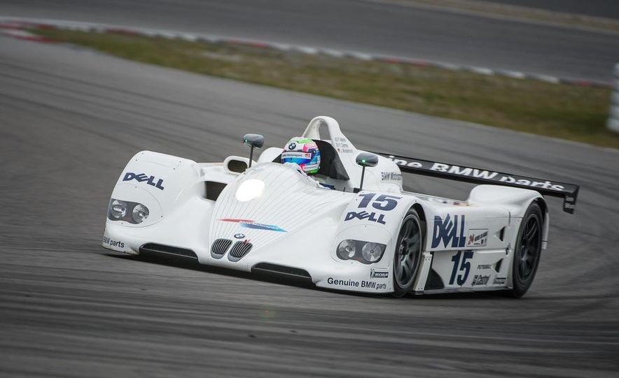 BMW M at 40: Driving History at the Nürburgring - Slide 158