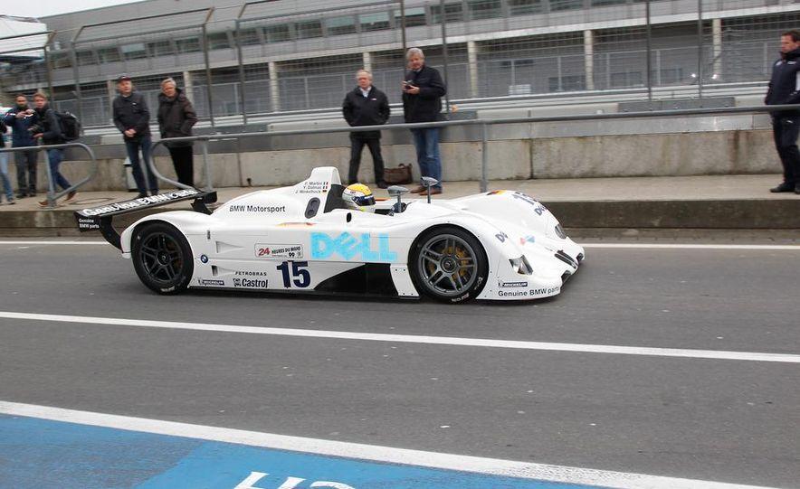 BMW M at 40: Driving History at the Nürburgring - Slide 159