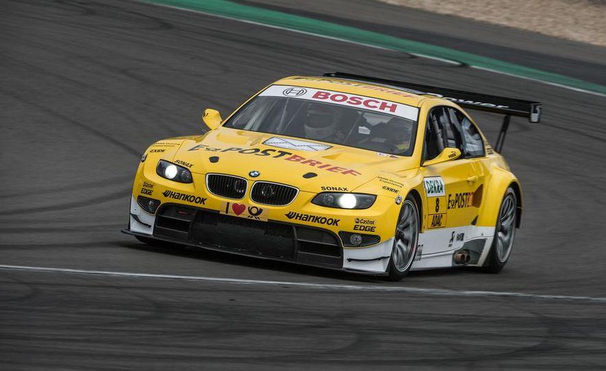 BMW M at 40: Driving History at the Nürburgring - Slide 160