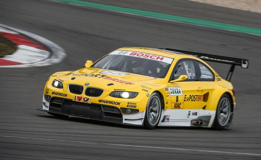 BMW M at 40: Driving History at the Nürburgring - Slide 161