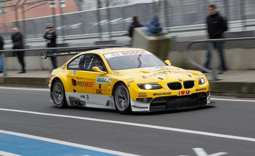 BMW M at 40: Driving History at the Nürburgring - Slide 162